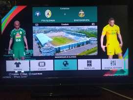 Rental Sewa PS3, PS4, TV LED. Bisa main PES Liga Indonesia