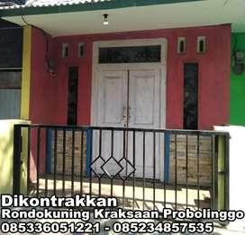 Dikontrakkan Rumah Area Rondokuning Kraksaan