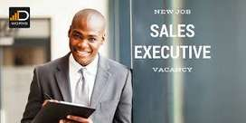 sales and marketing representatives for real estate and FMCG products