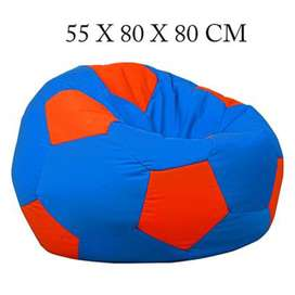 Football Bean Bags Medium Large