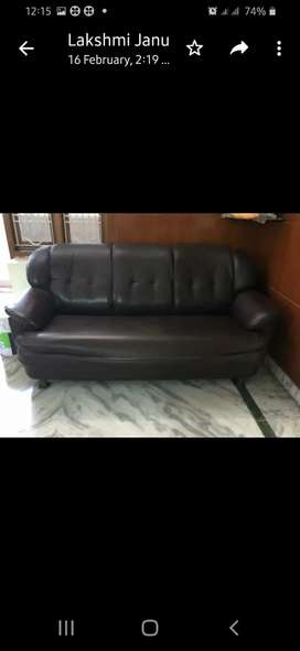 Sofa set with 3 +2 seater