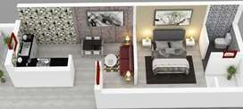 1 BHK FLAT FOR SALE IN MOHALI/ UNDER CONSTRUCTION