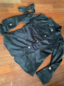 Baju coat black