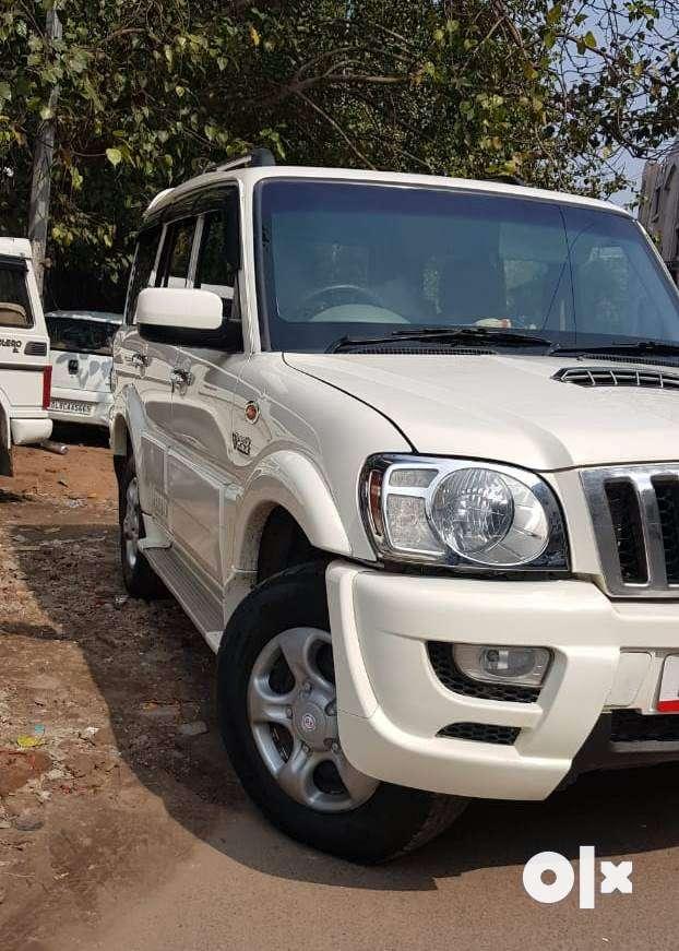 Mahindra Scorpio SLE BS-IV, 2010, Diesel 0