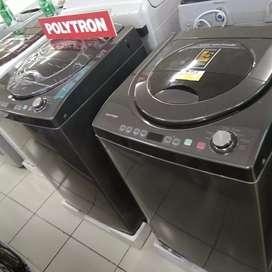 Mesin cuci polytron 1 tabung bisa kredit bayar admin saja.