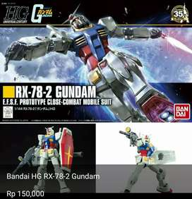 Bandai HG RX-78-2 Gundam