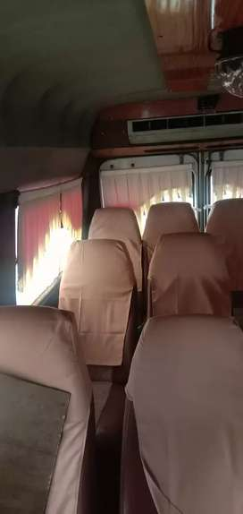Tempo traveller for sale with mint condition all documents update