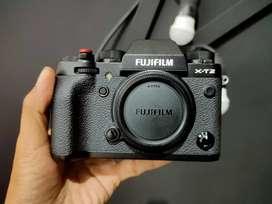 Fujifilm XT2 muluss sekalii