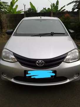 Toyota etios valco type JX M/T Tahun 2014