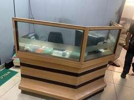 Reception office cabin