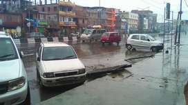 Keishampat junc Main road touch. Opposite to icici bank ccpur parking.