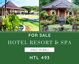 HTL 492 Hotel resort BALI