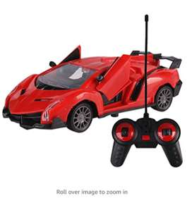 Remote Control Car Open Doors RC Sport Racing Car