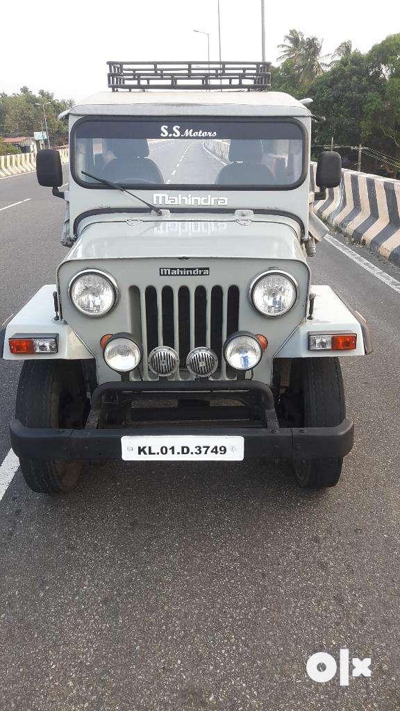 Mahindra Thar DI 2WD, 1995, Diesel 0
