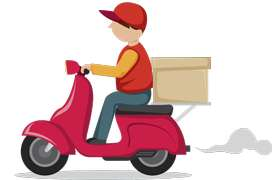 Need delivery executive