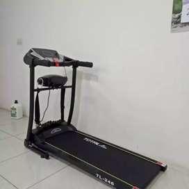 Treadmil treadmill murah bergaransi elektrik tl 246