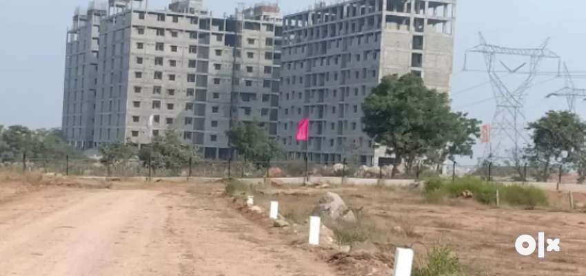 Ready to construction plot sale in NAGOLE tharamathpet 0