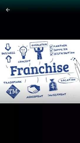 Franchise giving