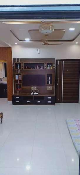 Fully furnished 3Bhk at ankleshwar gidc