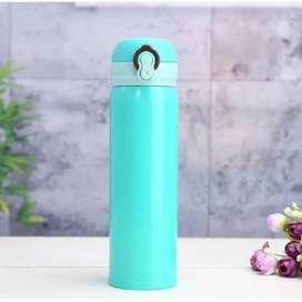 Termos Niagara Polos 500 ml Tumbler Botol Stainless 500ml Biru Muda