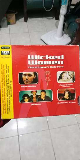 Live vcd original wicked women