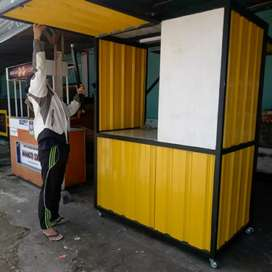 Booth Container Murah!!!