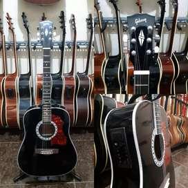 Gitar ghibshon cstm meranti