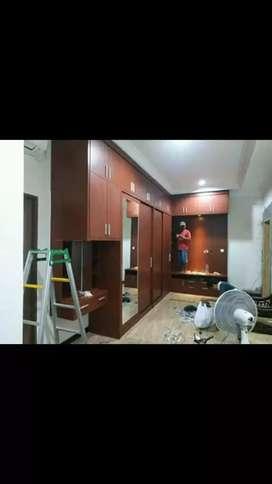 Order whaldrof lemari custom jumbo modern minimalis