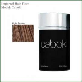 Cabuki Hair Fiber, All you need is Change