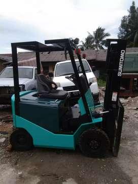 Foklift electric 2.5ton/3meter / forklip elektrik / porklift / porklip