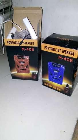 Speaker bluetooth portable