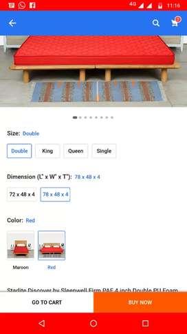 New Mattress for Sale (Urgent)