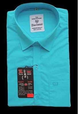 Zivaoutfit Shirts Casual and Formal