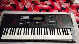 Casio ctx9000in model with new condition keyboard 2 years waranty