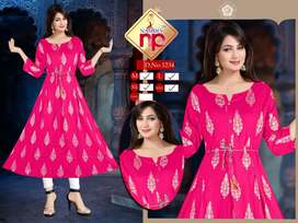 Ladies kurti all sizes till 54 size in whole sale price