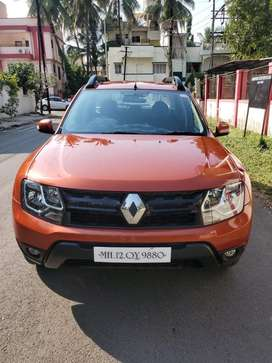 Renault Duster 110 PS RXS AMT (Automatic), 2018, Diesel