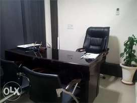 1000sq fit Well furnished office space for rent in Noida
