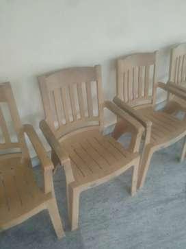 200 Plastic Chairs