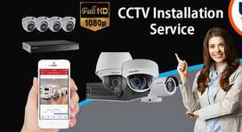 CCTV Camera Installation Setup and Services