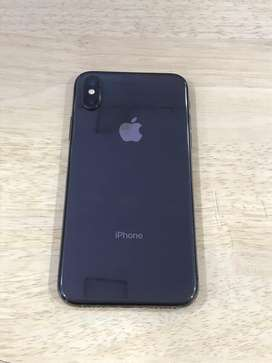 I phone x 256gb space gray color
