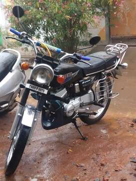 I want urgent cash so i sold this bike so kindly take this bike
