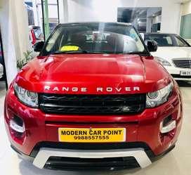 Land Rover Range Evoque Dynamic SD4 (CBU), 2013, Diesel