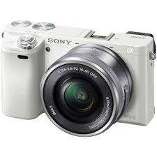 Cicilan Dp1Jtaan Sony A6000L Kit 16-50mm - Grey