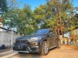 BMW X1 2017 AT, pajak panjang! harga TER-MURAH