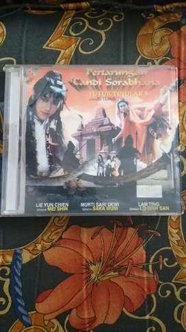 VCD TUTUR TINULAR 5 PERTARUNAG DI CANDI SORABANA