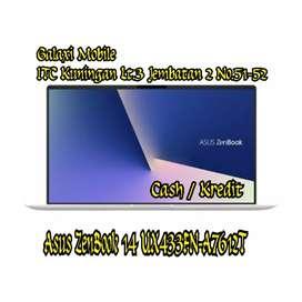 Mau Kredit Disini Bisa - ZenBook 14 UX433FN-A7612T WA Ya Fast Respon