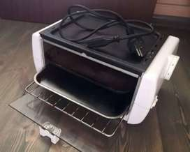 TEFAL CAMPING MINI OVEN/GRILL/HOTPLATE
