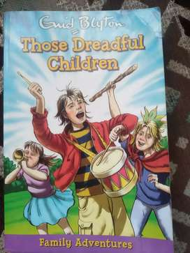 Enid Blyton - Those Dreadful Children