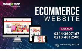 Ecommerce Website Mobile App Android iOS Software Development Pakistan