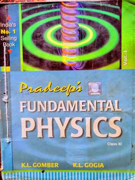 11th physics books